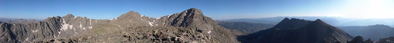 Mount of the Holy Cross Panoramic