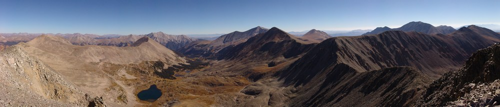 Pano from near Grizzly