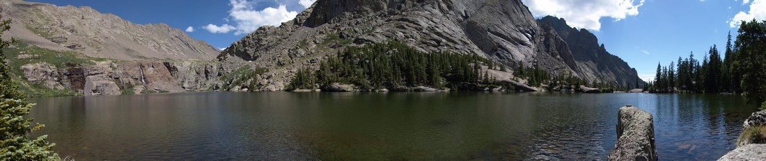 Willow Lake Pano 2