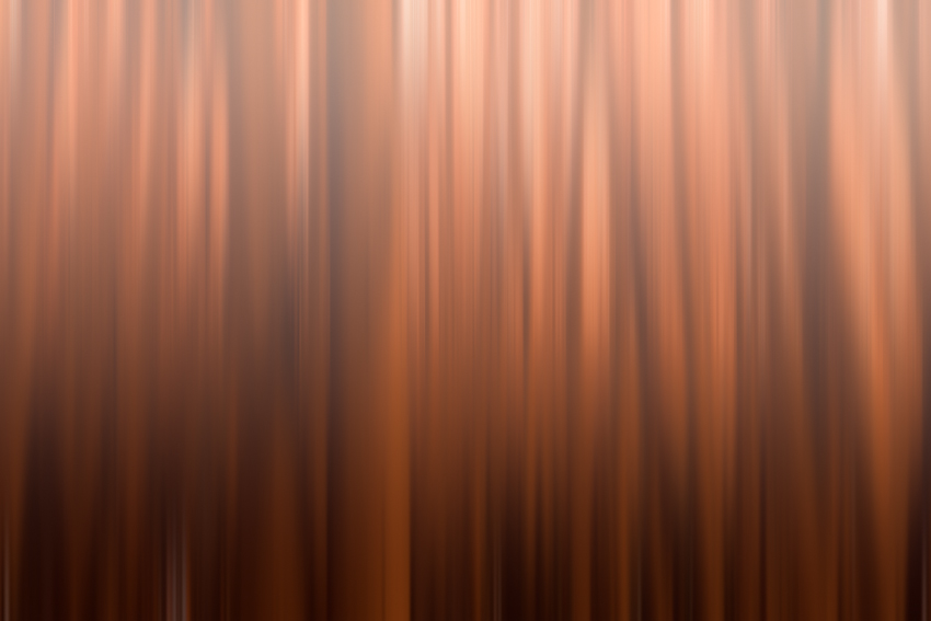 Eerie Aspen Fall Abstract