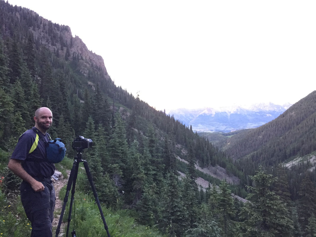 Photographing 13ers