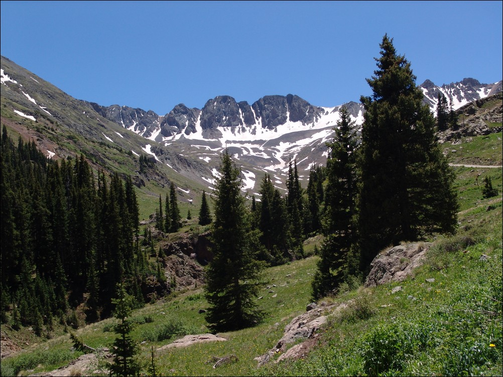 American Basin lower
