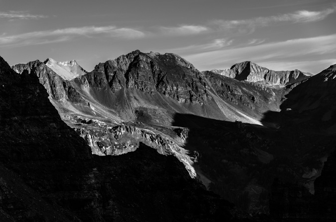 Snowmass Mountain and Capitol Peak