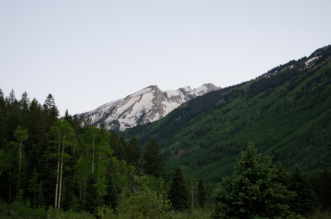 100summits - Backpacking to Snowmass Lake - A Photographic Gem
