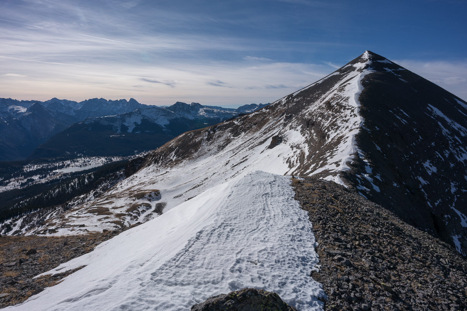 Spencer Peak