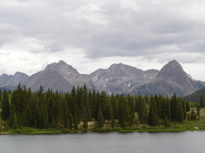 Grenadiers from Molas Lake