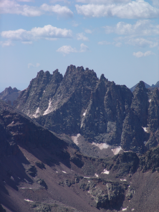 Jagged Mountain