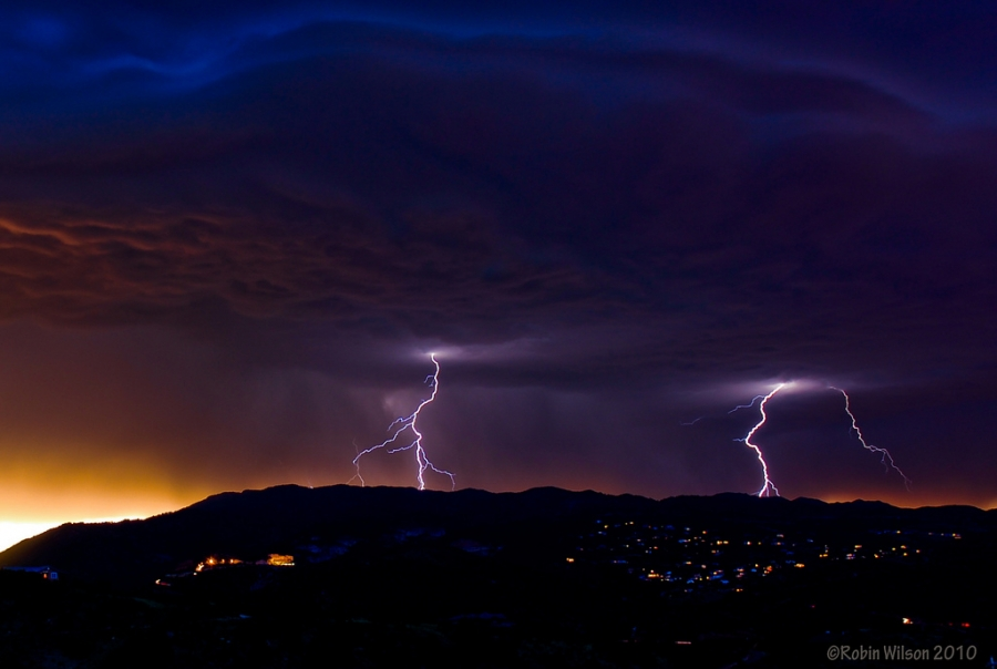 Colorado Lightning - A Primer for Hikers and Climbers