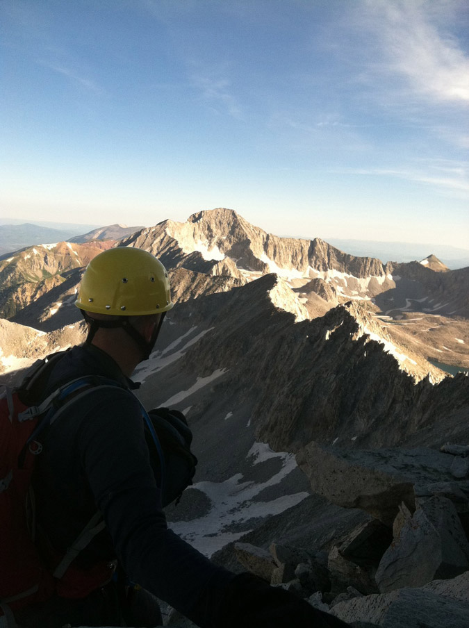 100summits Snowmass Mountain And Hagerman Peak Magic In The Elk Mountains